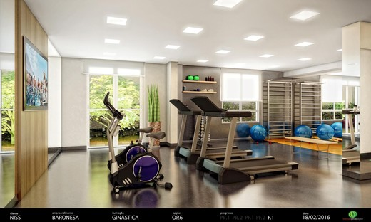 Fitness - Fachada - Genuine Higienópolis - 303 - 7