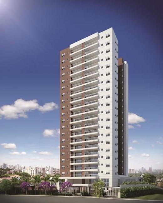 Fachada - Apartamento 3 quartos à venda Lapa, São Paulo - R$ 1.720.000 - II-1381-5342 - 1