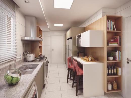 Cozinha - Apartamento 3 quartos à venda Lapa, São Paulo - R$ 1.720.000 - II-1381-5342 - 7