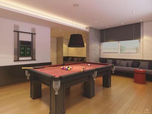 Sala de jogos - Apartamento 3 quartos à venda Lapa, São Paulo - R$ 1.720.000 - II-1381-5342 - 9