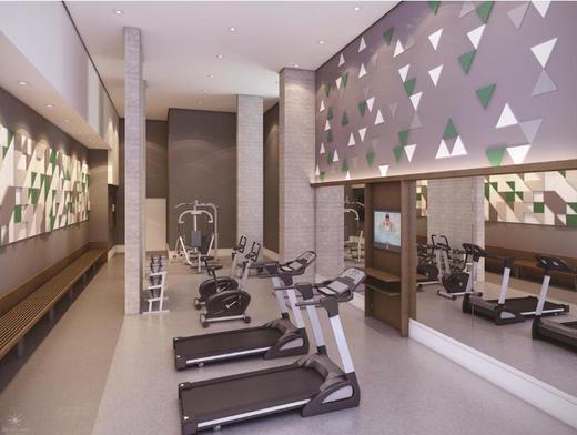 Fitness - Apartamento 3 quartos à venda Lapa, São Paulo - R$ 1.720.000 - II-1381-5342 - 10