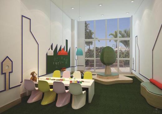 Brinquedoteca - Apartamento 3 quartos à venda Lapa, São Paulo - R$ 1.720.000 - II-1381-5342 - 11