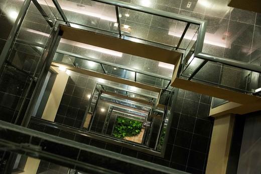 Vista interna de andares - Fachada - Arq Escritórios Moema - 24 - 12
