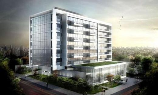 Fachada - Sala Comercial 44m² à venda Avenida Moaci,Moema, São Paulo - R$ 594.778 - II-1403-5410 - 3