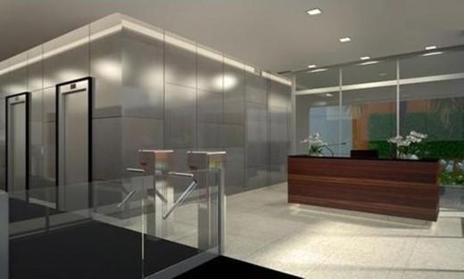 Hall - Sala Comercial 44m² à venda Avenida Moaci,Moema, São Paulo - R$ 594.778 - II-1403-5410 - 4