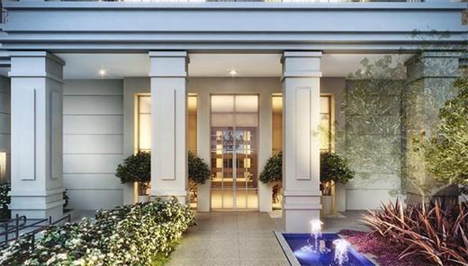 Entrada - Apartamento à venda Avenida Açocê,Moema, São Paulo - R$ 8.500.000 - II-1413-5441 - 5