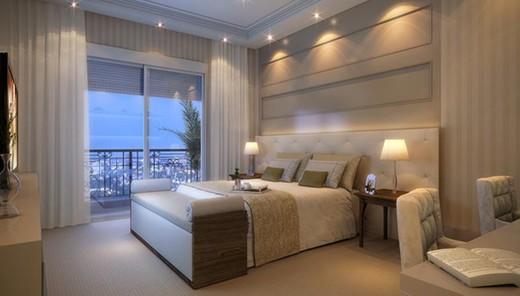 Suite - Apartamento à venda Avenida Açocê,Moema, São Paulo - R$ 8.500.000 - II-1413-5441 - 8