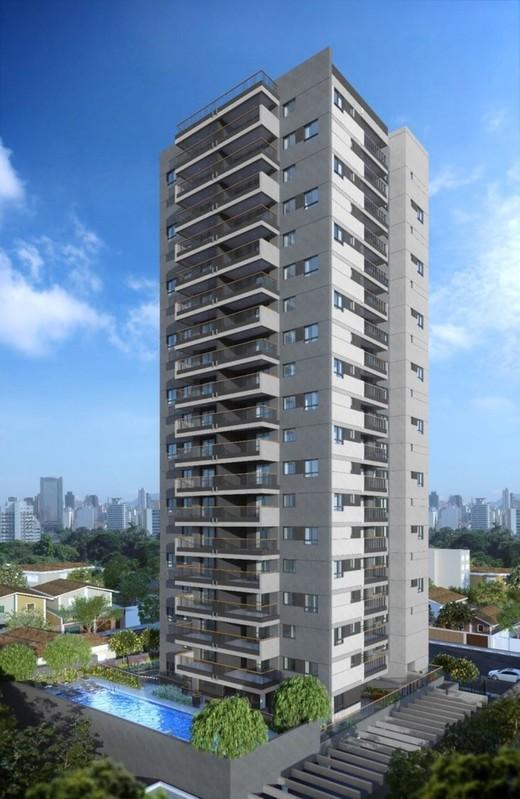 Fachada - Apartamento à venda Rua Doutor Samuel Porto,Saúde, São Paulo - R$ 836.995 - II-1425-5484 - 1