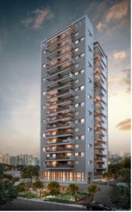 Fachada - Apartamento à venda Rua Doutor Samuel Porto,Saúde, São Paulo - R$ 836.995 - II-1425-5484 - 3