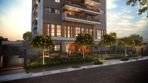 Entrada - Apartamento à venda Rua Doutor Samuel Porto,Saúde, São Paulo - R$ 836.995 - II-1425-5484 - 4