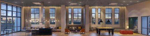 Salao de festas e jogos - Apartamento à venda Rua Doutor Samuel Porto,Saúde, São Paulo - R$ 836.995 - II-1425-5484 - 6