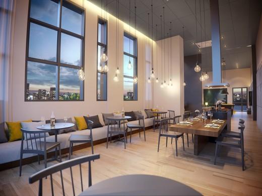Salao de festas - Apartamento à venda Rua Doutor Samuel Porto,Saúde, São Paulo - R$ 836.995 - II-1425-5484 - 7