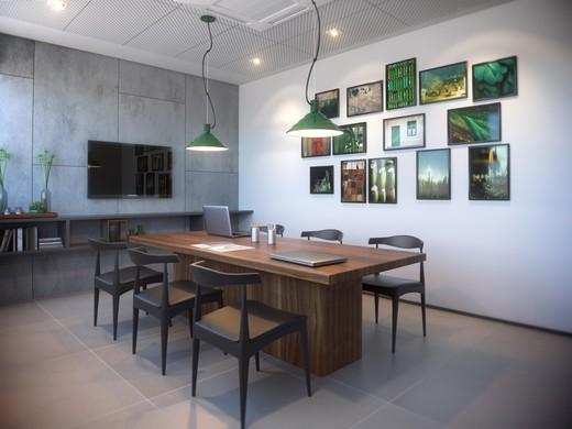 Office - Apartamento à venda Rua Doutor Samuel Porto,Saúde, São Paulo - R$ 836.995 - II-1425-5484 - 11