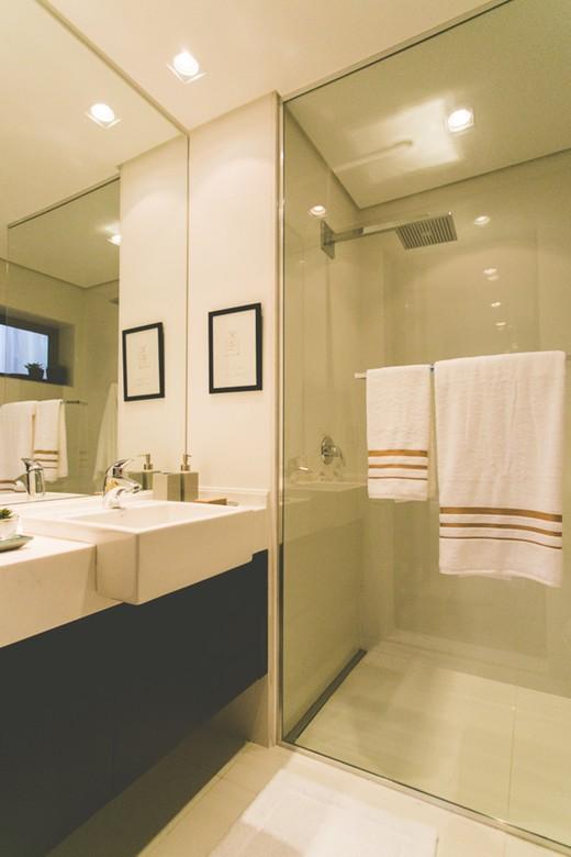 Banheiro studio - Fachada - Forma Itaim - 311 - 18