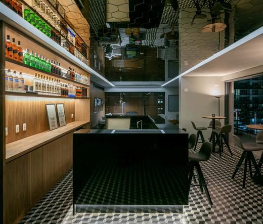 Club lounge - Fachada - Forma Itaim - 311 - 27