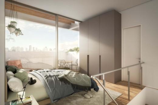 Cobertura duplex - Cobertura à venda Avenida Jurucê,Moema, São Paulo - R$ 2.171.121 - II-1444-5538 - 17