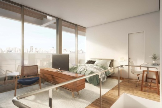 Cobertura duplex - Cobertura à venda Avenida Jurucê,Moema, São Paulo - R$ 2.171.121 - II-1444-5538 - 18