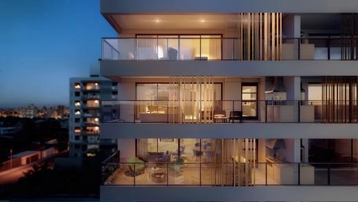 Fachada - Cobertura à venda Rua Havaí,Perdizes, São Paulo - R$ 3.334.194 - II-1475-5635 - 3