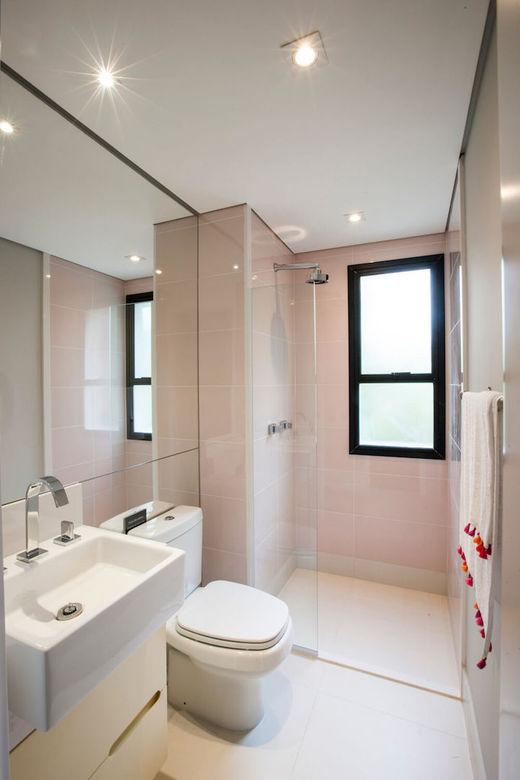 Banheiro - Cobertura à venda Rua Havaí,Perdizes, São Paulo - R$ 3.334.194 - II-1475-5635 - 28