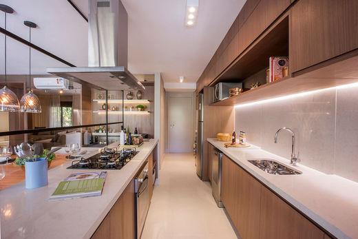 Cozinha - Cobertura à venda Rua Havaí,Perdizes, São Paulo - R$ 3.334.194 - II-1475-5635 - 29