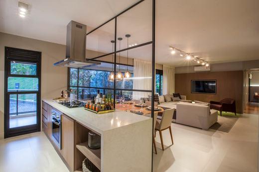 Cozinha - Cobertura à venda Rua Havaí,Perdizes, São Paulo - R$ 3.334.194 - II-1475-5635 - 30