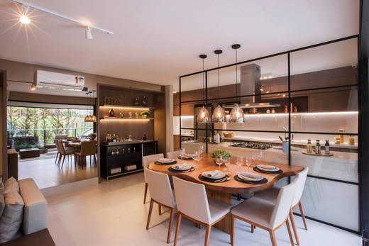 Living - Cobertura à venda Rua Havaí,Perdizes, São Paulo - R$ 3.334.194 - II-1475-5635 - 11