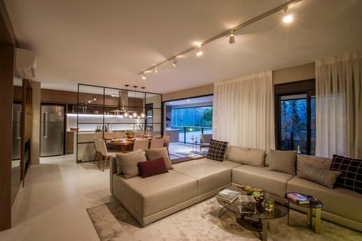 Living - Cobertura à venda Rua Havaí,Perdizes, São Paulo - R$ 3.334.194 - II-1475-5635 - 13