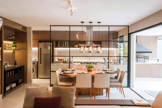 Living - Cobertura à venda Rua Havaí,Perdizes, São Paulo - R$ 3.334.194 - II-1475-5635 - 14