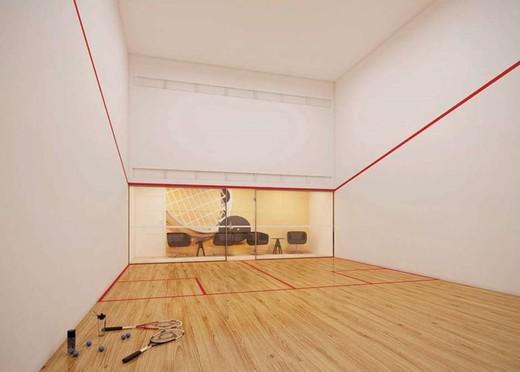 Quadra de squash - Fachada - Le Premier Moema - 36 - 12
