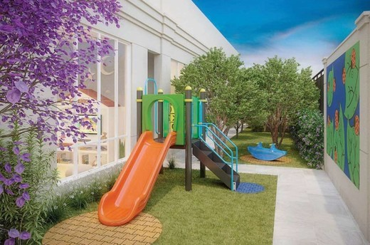 Playground - Fachada - Le Premier Moema - 36 - 18