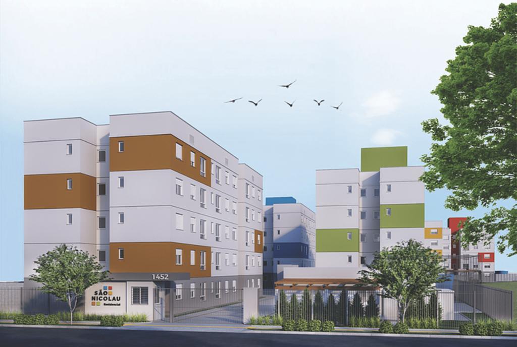 Apartamento residencial para venda, Estância Velha, Canoas - AP4631.