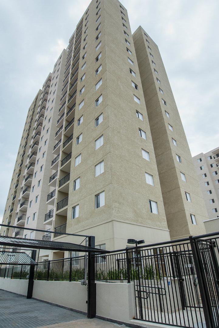 Apartamento residencial para venda, Utinga, Santo André - AP5121.