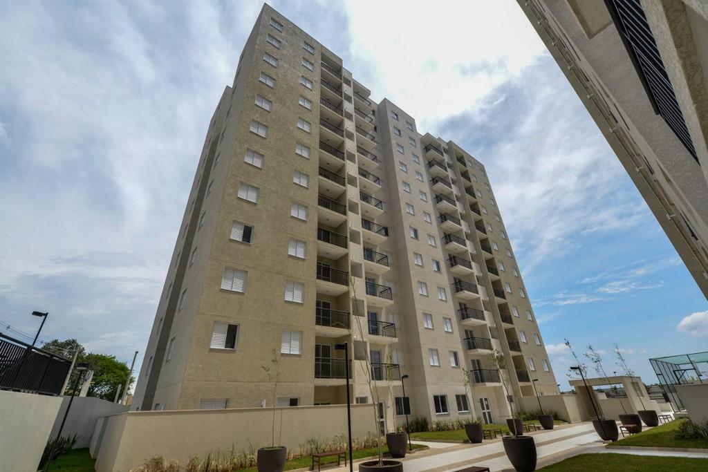 Apartamento residencial para venda, Utinga, Santo André - AP5124.
