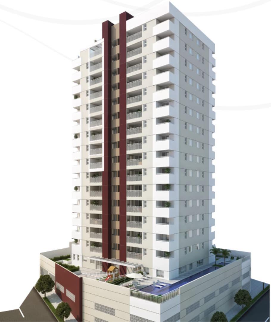 Apartamento residencial para venda, Jardim Pedroso, Mauá - AP5869.