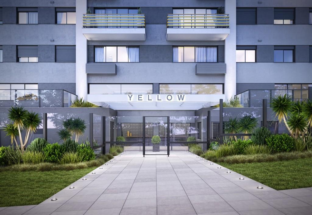 Yellow Residence