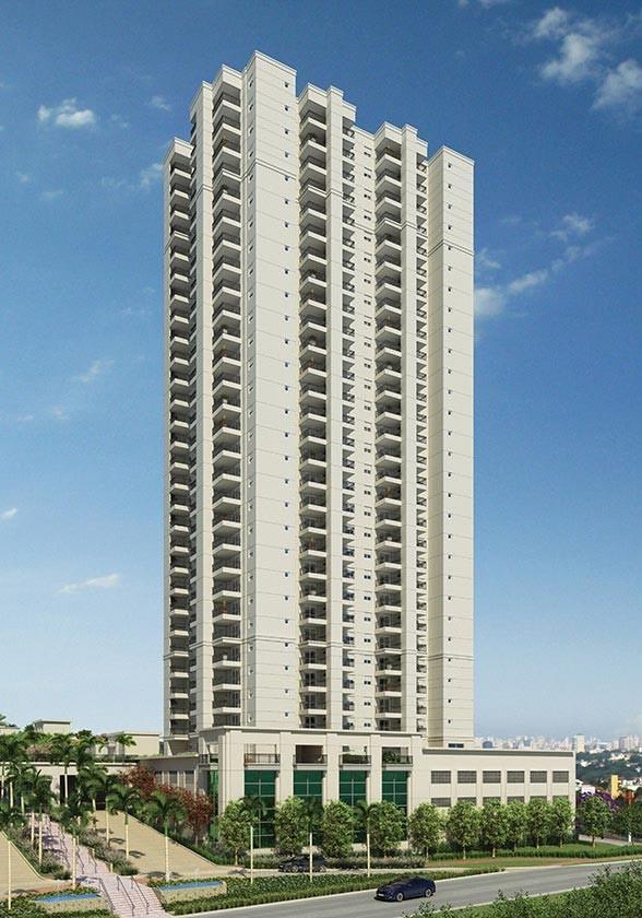 Apartamento residencial para venda, Jardim Flor da Montanha, Guarulhos - AP6629.