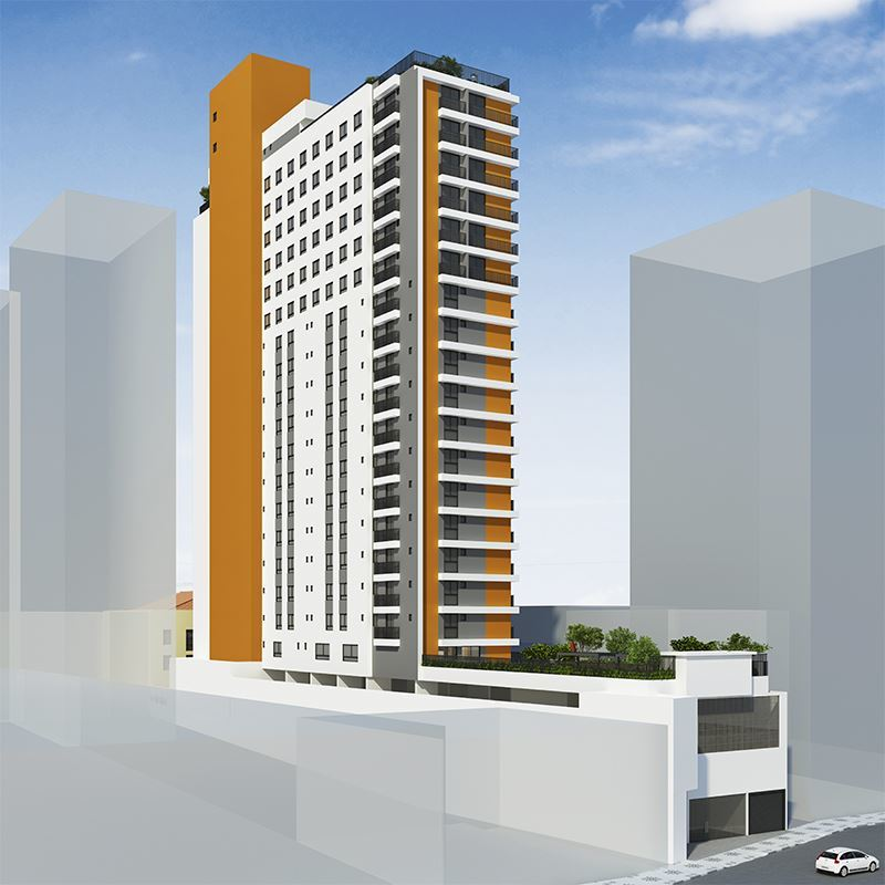 Studio residencial para venda, Centro, Curitiba - ST2304.