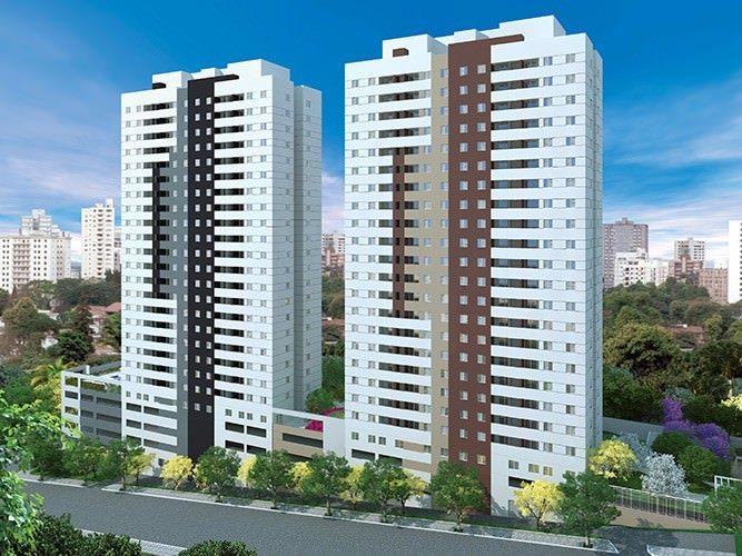 Apartamento residencial para venda, Jardim Imperador, Guarulhos - AP6593.