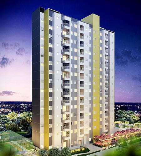 Apartamento residencial para venda, Santa Maria, Santo André - AP5992.