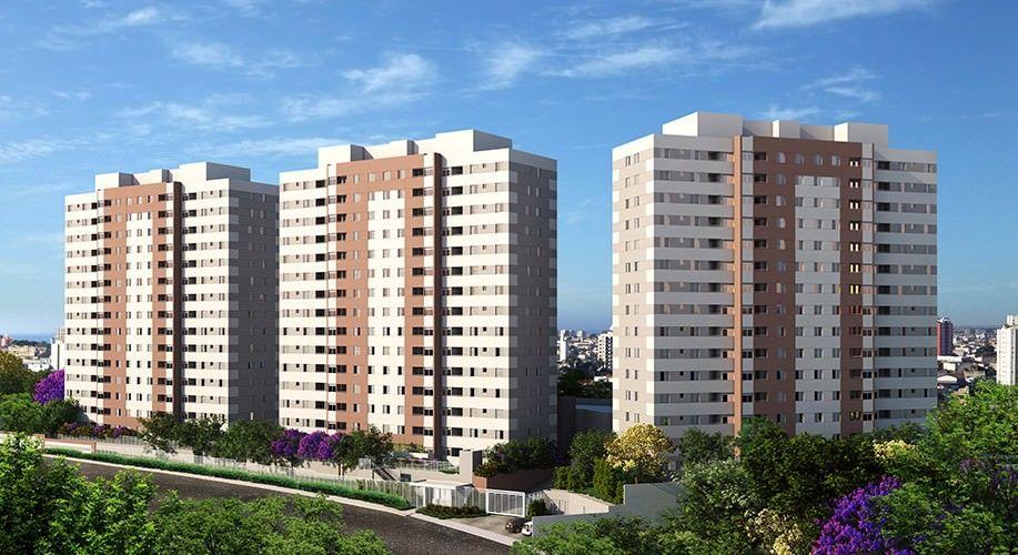 Apartamento residencial para venda, Centro, Diadema - AP6563.