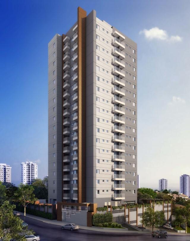Apartamento residencial para venda, Jardim Bela Vista, Santo André - AP6039.
