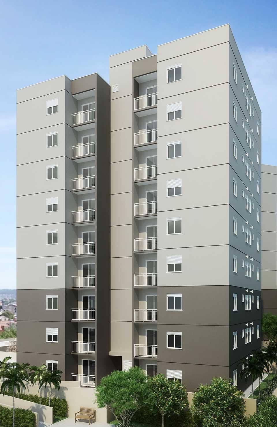 Apartamento residencial para venda, Jardim Monte Alegre, Taboão da Serra - AP6515.