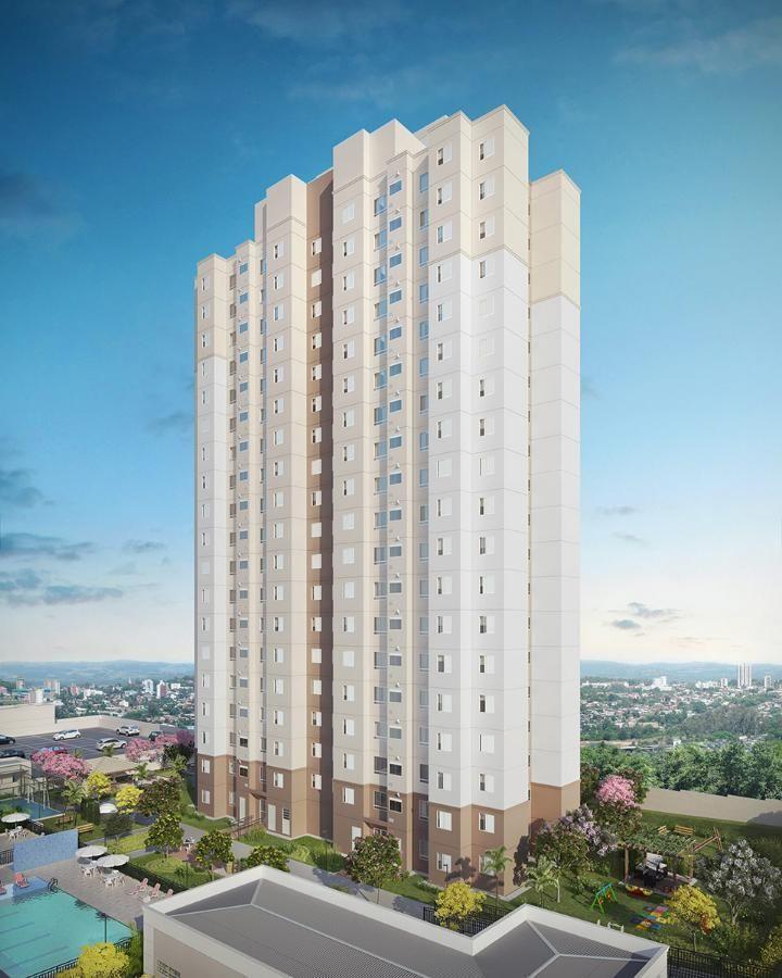 Apartamento residencial para venda, Jardim Nossa Senhora do Carmo, São Paulo - AP6228.