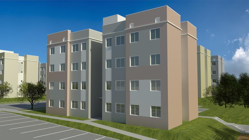 Apartamento residencial para venda, Tindiquera, Araucária - AP6230.