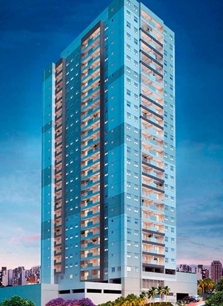 Apartamento residencial para venda, Vila Rosália, Guarulhos - AP6539.