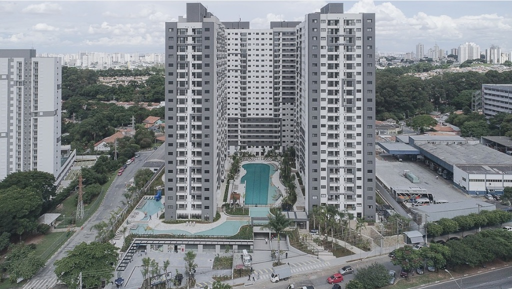 Apartamento residencial para venda, Continental, Osasco - AP6582.