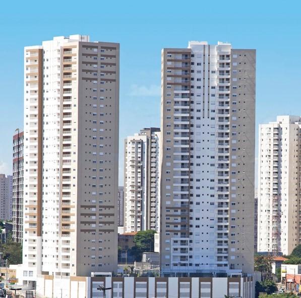 Apartamento residencial para venda, Vila Augusta, Guarulhos - AP6572.