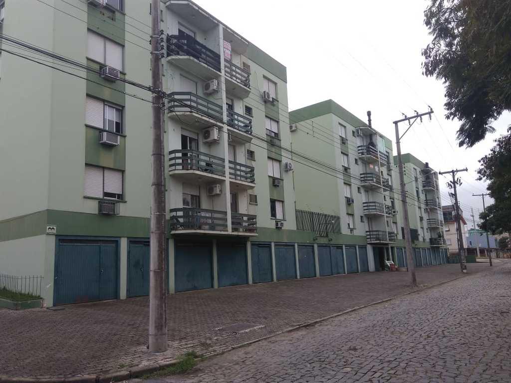 Apartamento residencial para venda, Nossa Senhora de Lourdes, Santa Maria - AP6777.