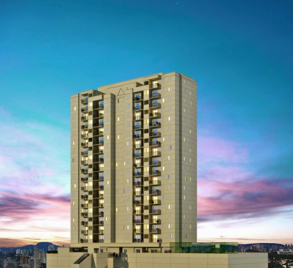Apartamento residencial para venda, Campestre, Santo André - AP6836.
