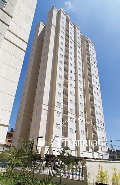 Apartamento residencial para venda, Parque Jaçatuba, Santo André - AP6833.